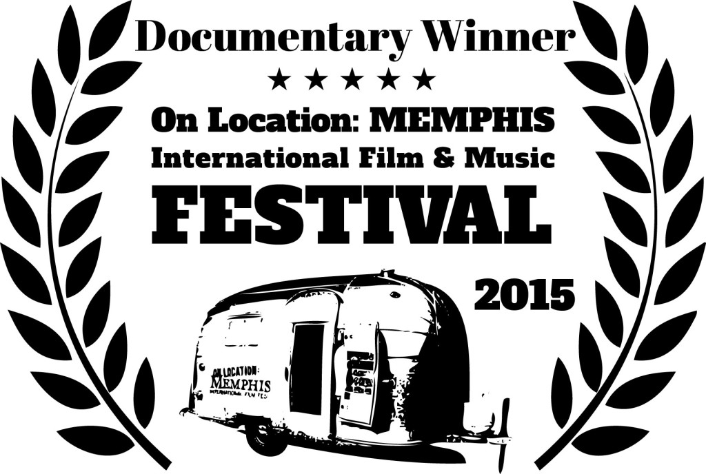 2015 Film & Music Festival Documentary Winner Logo